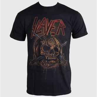 Herren T-Shirt Slayer - Pumpkin - ROCK OFF