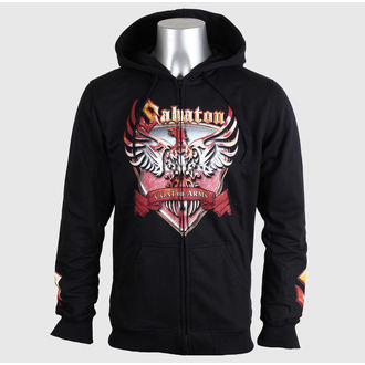 Herren Hoodie Sabaton - First To Fight - CARTON, CARTON, Sabaton