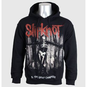 Männer Hoodie Slipknot - 5 The Gray Chapter  - Blk - BRAVADO EU, BRAVADO EU, Slipknot