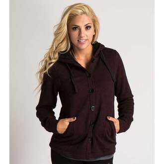 Damen Hoodie  (warm) METAL MULISHA, METAL MULISHA