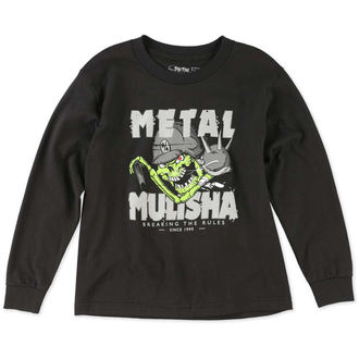 Kinder Langarmshirt  METAL MULISHA - RULE BREAKER, METAL MULISHA