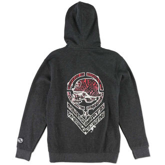 Kinder Kapuzenpullover METAL MULISHA - FUEL ZIP, METAL MULISHA