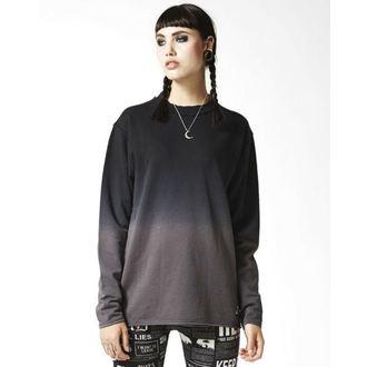 Hoodie (Unisex) DISTURBIA - Fade To Black - Cool Grey/Blk, DISTURBIA