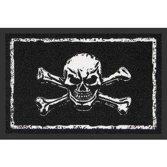 Fußmatte ROCKBITES - Skull And Bones, Rockbites