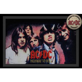 Fußmatte AC/DC - Fotomatte Higway To.... - ROCKBITES, Rockbites, AC-DC
