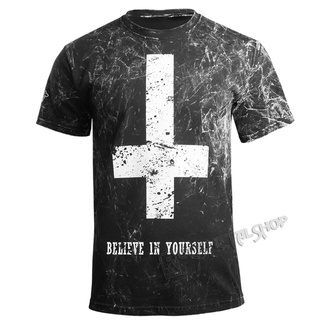 Herren T-Shirt Hardcore - BELIEVE IN YOURSELF - AMENOMEN, AMENOMEN