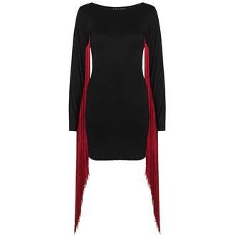 Damen Kleid  KILLSTAR - Huntress - Black/Red