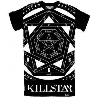 Unisex T-Shirt (Tunika) KILLSTAR - Sigillium - Black