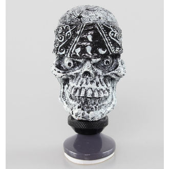 Dekoration (  Schaltknauf) LETHAL THREAT - Skull Head Shift Knob, LETHAL THREAT