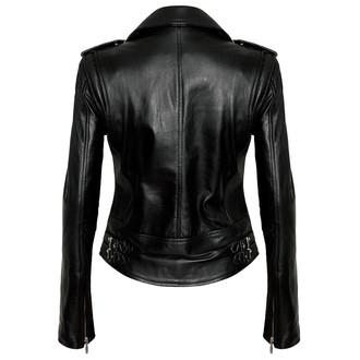 Damen Motorradjacke  KILLSTAR - Vegan Biker - Black, KILLSTAR