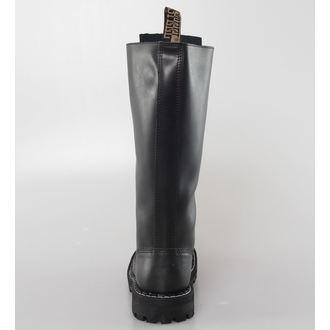 Lederstiefel/Boots STEEL - 20 Loch