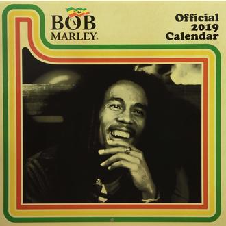 Wandkalender 2019 BOB MARLEY, NNM, Bob Marley