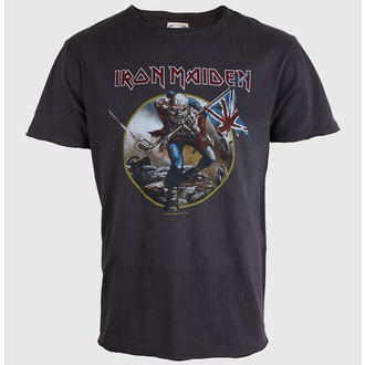 Herren T-Shirt   Iron Maiden - The Trooper - AMPLIFIED, AMPLIFIED, Iron Maiden