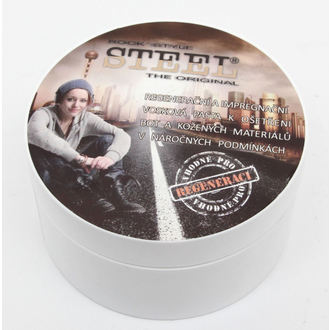 Regenerations- a Imprägnierungs-  Wachs- Paste - STEEL - 150g
