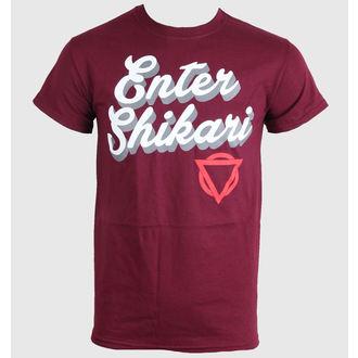 Herren T-Shirt Enter Shikari - Script - LIVE NATION, LIVE NATION, Enter Shikari