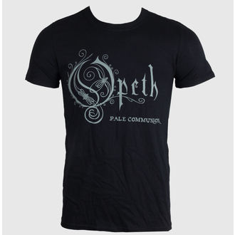 Herren T-Shirt Opeth - Pale Communication Logo - LIVE NATION, LIVE NATION, Opeth
