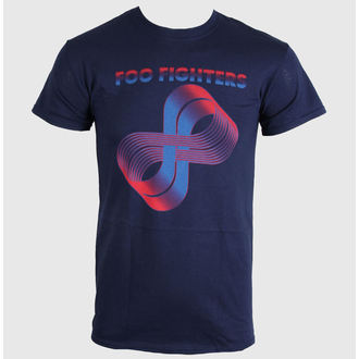 Herren T-Shirt Foo Fighters - Loops Logo - LIVE NATION, LIVE NATION, Foo Fighters