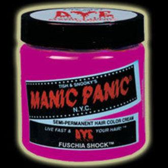 Haarfarbe MANIC PANIC - Classic - Fuschia Shock