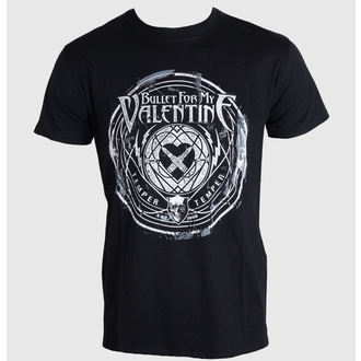 Herren T-Shirt   Bullet For My Valentine - Time To Explode - Black - ROCK OFF, ROCK OFF, Bullet For my Valentine