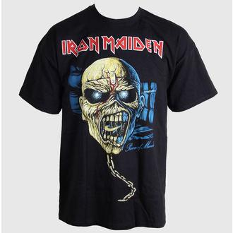 Herren T-Shirt   Iron Maiden - Piece of Mind Skull - ROCK OFF, ROCK OFF, Iron Maiden