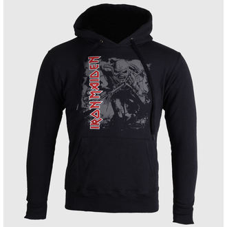 Damen Hoodie Iron Maiden - Hi Con Trooper - ROCK OFF, ROCK OFF, Iron Maiden