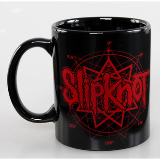 Tasse Slipknot - Logo Ceramic - ROCK OFF, ROCK OFF, Slipknot