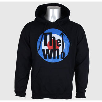 Herren Hoodie The Who - Target Classic - ROCK OFF, ROCK OFF, Who