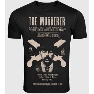 Herren T-Shirt SE7EN DEADLY - Murderer, SE7EN DEADLY