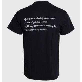 Herren T-Shirt Jethro Tull - Heavy Horses - MASSACRE RECORDS, MASSACRE RECORDS, Jethro Tull