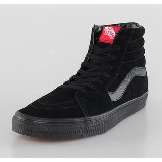 Herren Sneaker High VANS - SK8-HI- Black/Black, VANS