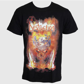 Herren T-Shirt Destruction - Antichrist - MASSACRE RECORDS, MASSACRE RECORDS, Destruction