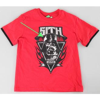 Set für Jungen ( T-Shirt + Shorts) TV MANIA - Star Wars Clone - Red - Star 825, TV MANIA