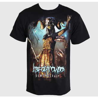 Herren T-Shirt   Job for a Cowboy - Demonocracy - BRAVADO, BRAVADO, Job for a Cowboy