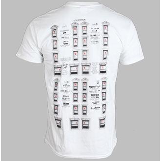 Herren T-Shirt   Led Zeppelin - Psychical Graffiti - White - LIVE NATION, LIVE NATION, Led Zeppelin