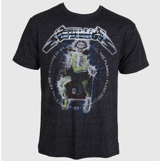 Herren T-Shirt   Metalllica - Electric Chair Char - BRAVADO, BRAVADO, Metallica
