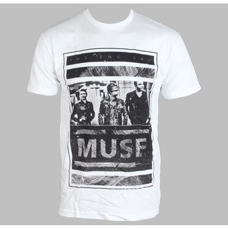 Herren T-Shirt   Muse - Photo Block - BRAVADO, BRAVADO, Muse