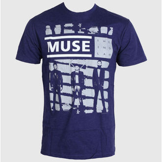 Herren T-Shirt   Muse - Shade Of Grey - BRAVADO, BRAVADO, Muse