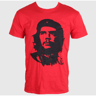 Herren T-Shirt   Che Guevara - Red Face - Red - LIVE NATION, LIVE NATION, Che Guevara