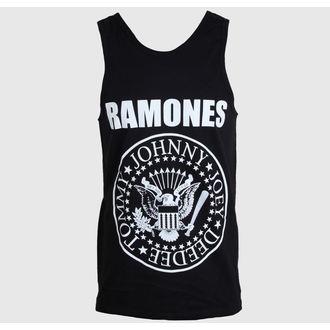 Herren Tank Top Ramones - Classic Seal - BRAVADO, BRAVADO, Ramones