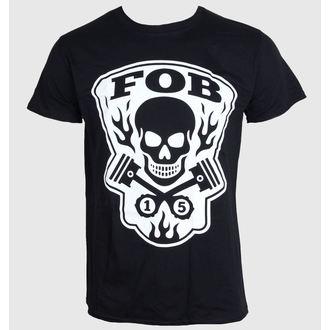 Herren T-Shirt   Fall Out Boy - Gear Head - Black - LIVE NATION, LIVE NATION, Fall Out Boy