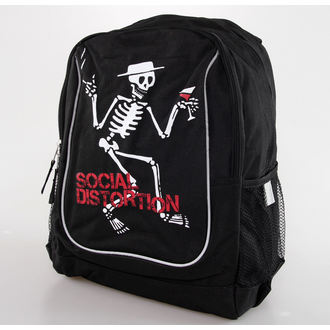 Rucksack Social Distortion - Jumbo Skelly - BRAVADO, BRAVADO, Social Distortion