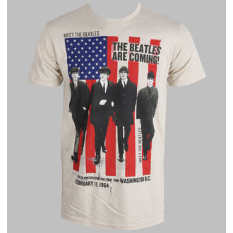 Herren T-Shirt   Beatles - Are Coming Sand - BRAVADO, BRAVADO, Beatles