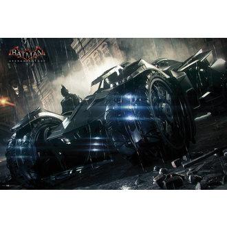 Poster Batman - Arkham Knight Batmobile - GB Posters, GB posters