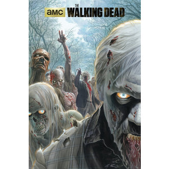 Poster The Walking Dead - Zombie Hoard - GB Posters, GB posters