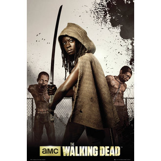 Poster The Walking Dead - Dead Michonne - GB Posters, GB posters