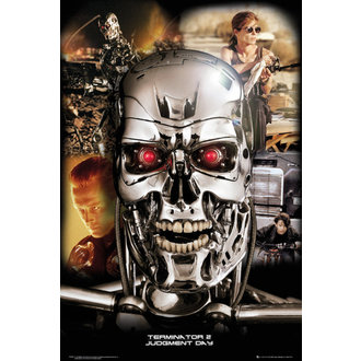 Poster Terminator 2 - Collage - GB Posters, GB posters