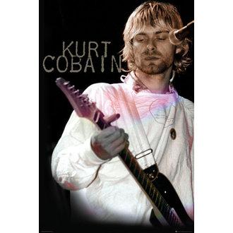 Poster Kurt Cobain - Cook - GB Posters, GB posters, Nirvana