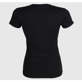 Damen T-Shirt  BLACK MARKET - Damen Death Before Decaf, BLACK MARKET