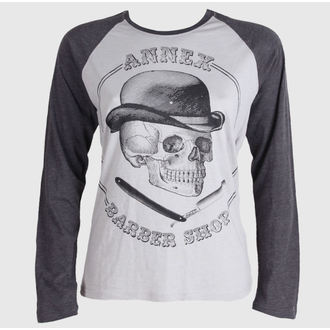 Herren Longsleeve BLACK MARKET - Gents Barber Shop, BLACK MARKET