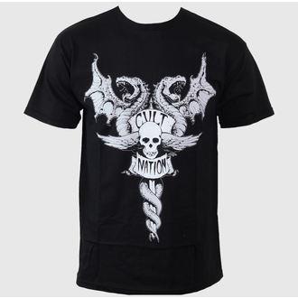 Herren T-Shirt   CVLT NATION - Doom Town - Black, CVLT NATION